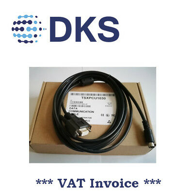 TSXPCU1030 RS232 PLC Program Cable for Schneider TSX PLC 001275