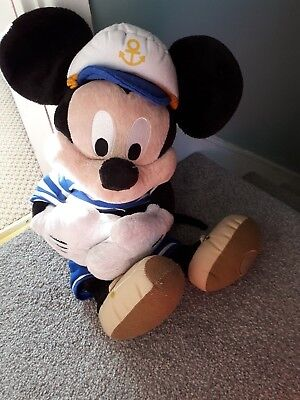 sailor themed mickey mouse