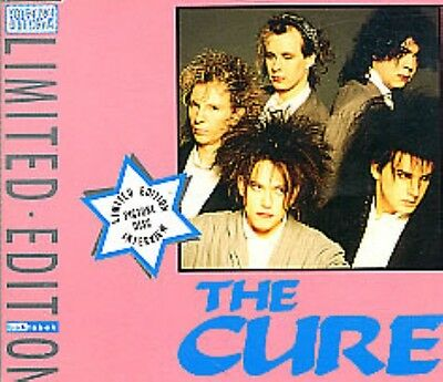Cure Limited Edition Interview Picture Disc UK CD