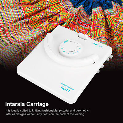 AG11 Intarsia Carriage for LK100 LK150 Knitting Machine Kintting Craft Household