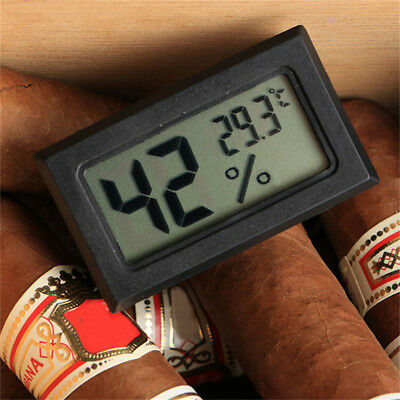 Durable Digital LCD Indoor Temperature Humidity Meter Thermometer Hygrometer HOT