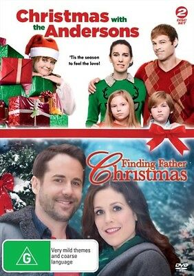 Christmas With The Andersons  Finding Father Christmas (Dvd, 2018) 🍿 [New]
