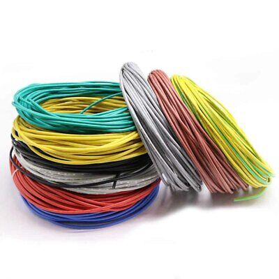 16AWG UL3135 Silicone 600V 200℃ Hook-Up Wire Copper Tinned Flexible Soft Cable