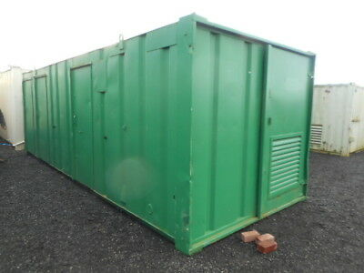 24' x 9' anti vandal welfare site office canteen portable building container