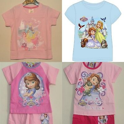 Girl's 18-24 Months DISNEY PRINCESSES Themed NEW Clothes Bundle-FAST & FREE Post