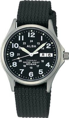 ALBA Watch APBT 211 Men's in Box Genuine