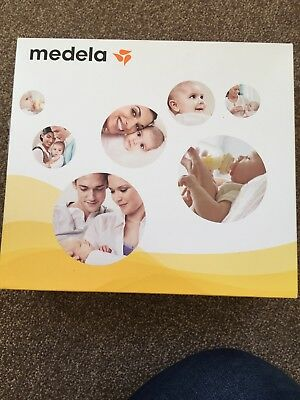 Medela Mini Electric Breast Pump - Lightweight and compact design And Bottle Set