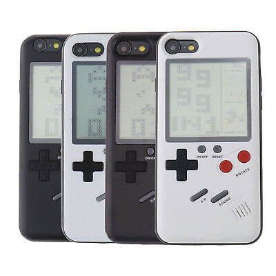 Phone Case Back Cover Gameboy Tetris Game Boy Player For iPhone 6 6S 7 8 Plus
