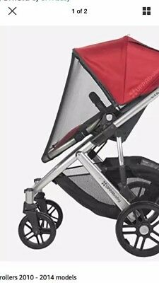 Uppababy Vista Toddler Seat Bug Insect Cover Shield 2010-2014 model compatible