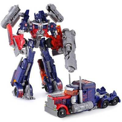 Hasbro Transformers 5 Optimus Prime Figur The Last Knight Actionsfigur Spielzeug