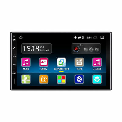 "7"" Android 5.1 CT009 2DIN Car Stereo GPS Navigation Radio Bluetooth Music Player"