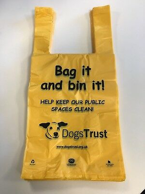 Dogs Trust - Poo Bags