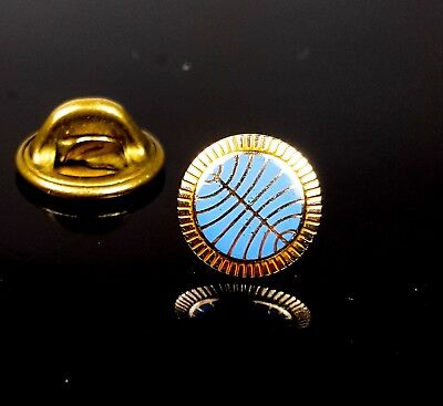 Vintage Pan Am Service Pin - Pan American Airlines Balfour 10K Gold