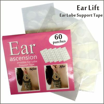 Invisible Ear Lift For Ear Lobe Support Tape Perfect For Stretched Heavy Earring