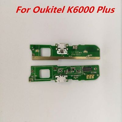 Placa de carga, puerto usb charging board oukitel K6000 plus