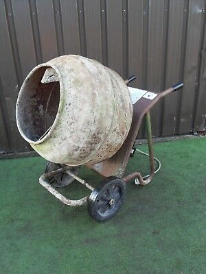 Baromix Minor Cement mixer, Electric 240v