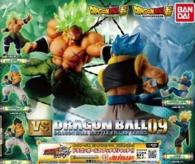 BANDAI DRAGON BALL Z Super VS Series 09 5sets Full complete Japan import