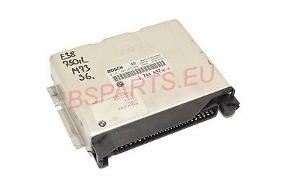 Used E BMW E38 750iL M73 Basic Control Unit DME 12141744697  0 261 203 473