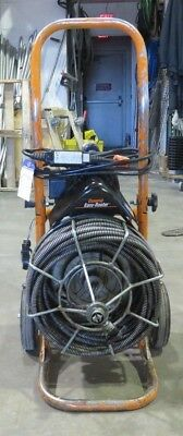"""General Wire 50' 1/2"""" X 50' Sewer Rooter Sewer Auger Drain Auger Sewer Snake Eel"""