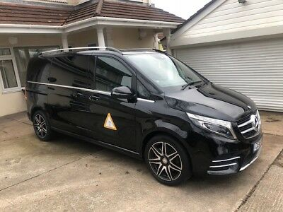 Mercedes V Class 220 AMG Line 2018 Model approx 41,000 Miles. 2+ years Warranty