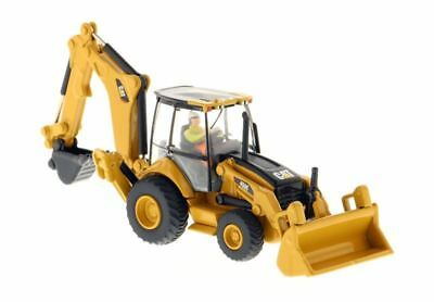 Diecast Masters Caterpillar 450E Backhoe Loader HO Scale DM85263