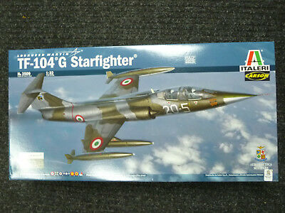 TF-104 G Starfighter 1:32 Italeri 2509