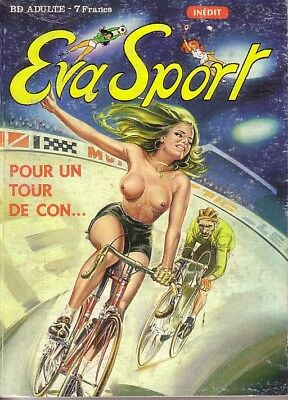 Eva Sport N°01 Elvifrance/ Novel Press