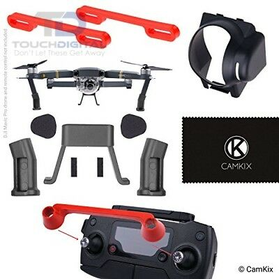 CamKix Propeller and Remote Control Locking Kit replacement for DJI Mavic Pro/Pl