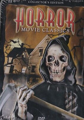 Horror Movie Classics: Collector's Edition (new DVD Set)COLLECTOR'S TIN BOX