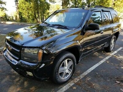 2007 Chevrolet Trailblazer LT 2007 Chevrolet TrailBlazer 4WD 4DR LT Loaded Leather Sunroof