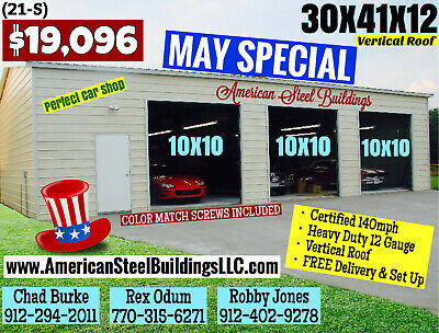 48X41X12//9 ALL VERTICAL 12 GAUGE CERTIFIED 140//30 FREE DELIVERY /& SET UP
