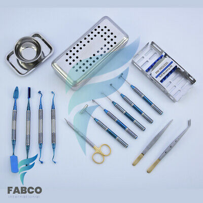 Dental PRF Box GRF System Platelet Rich Fibrin Prf Process Set Soft Brushing Kit