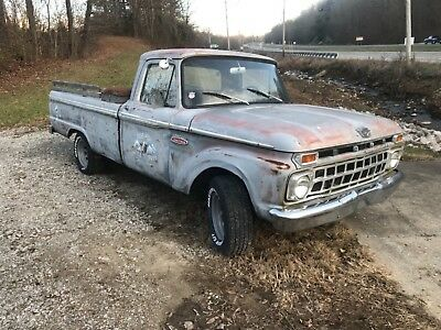 1965 Ford F-100  1965 ford truck
