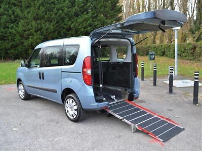 Fiat Doblo 1.4 16v MyLife Wheelchair Accessible Vehicle WAV 2013/13