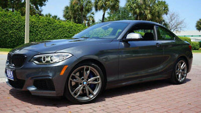 2015 BMW 2-Series M235i 1-OWNER NAV BACKUP CAM LOW MILES LIKE NEW!!! PREMIUM PACKAGE, COLD WEATHER PACKAGE, HEATED SEATS, TECHNOLOGY PKG!!!!!!!!!!!!!