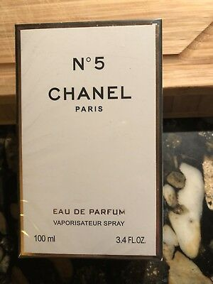 Chanel Nr 5 Eau de Parfum 100 ml Spray NEU !!! OVP !!!
