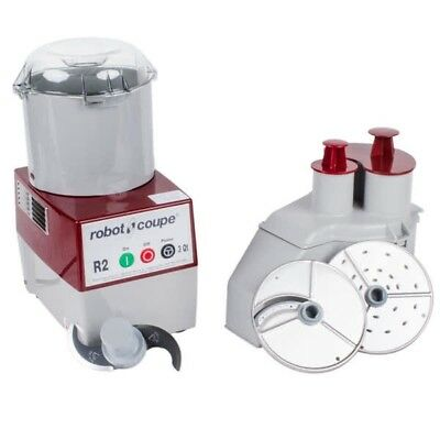 Robot Coupe R2N 3 Qt. Commercial Food Processor