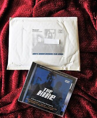 Madonna THE HIRE BMW PROMO FILM DVD Guy Ritchie STILL SEALED Direct From Dealer
