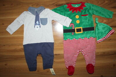 NEXT George boys Christmas bundle 3-6 months *I'll combine postage*(81)