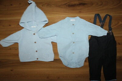 NEXT VERY boys autumn winter bundle 3-6 months *I'll combine postage*(65)