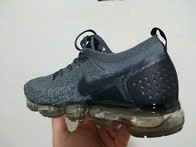 new in box nike air vapormax flyknit 2 men sneakers size 9.5 shoes ship worldide