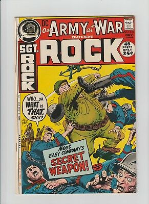 Our Army at War #238 (Nov 1971, DC) NM- (9.2) Joe Kubert Art !!!!!!!!!