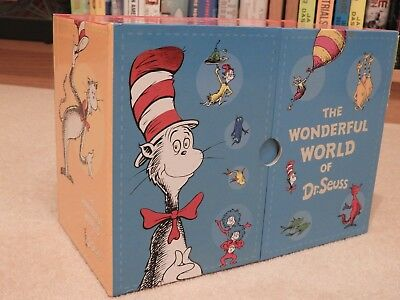 Box Set of the Wonderful World of Dr Seuss