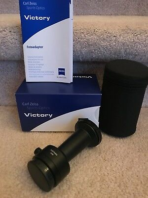 Zeiss Diacope SLR Photo Adapter Excellent Condtion