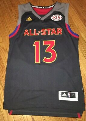 Authentic James Harden Houston Rockets All Star Game Swingman Jersey Mens  Small f697d0fc7