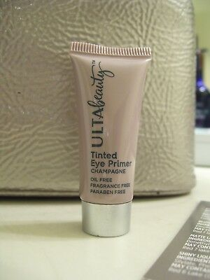 ULTA Beauty Tinted Eye Primer 'Champagne' Travel or Sample Size NEW