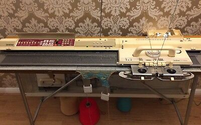 Brother KH 950i Electronic Knitting Machine