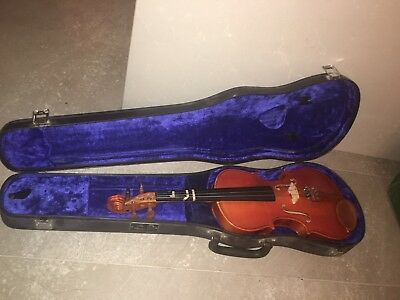 Stentor Student 1 Violin 3/4 with case with Music stand and carry bag