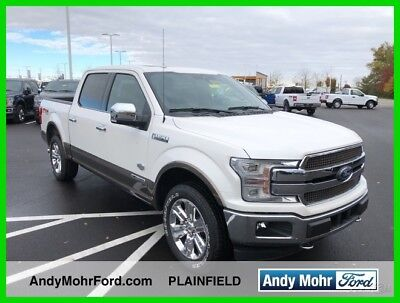 2018 Ford F-150 King Ranch 2018 King Ranch F150 Automatic 4WD Pickup Truck