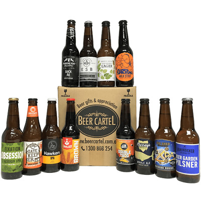 Australian Craft Beer Mixed 12 Pack